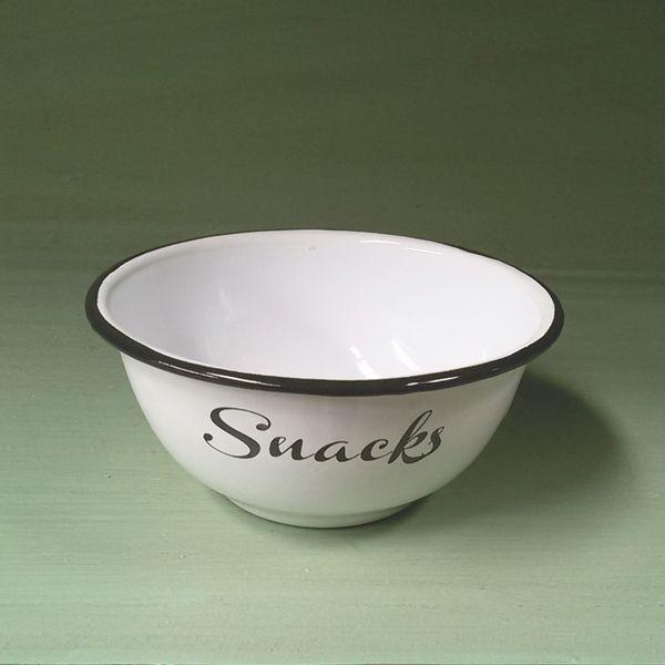 Bowl Enlozado Snacks
