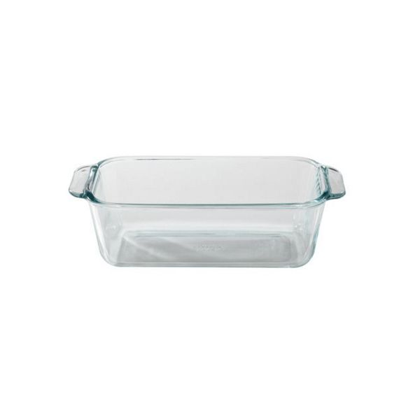 Budinera de vidrio con manijas - de 1,4 litros Pyrex®