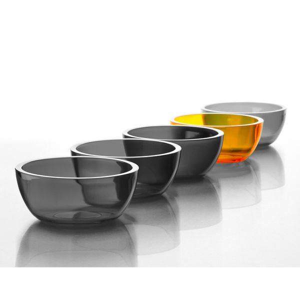 Bowl Acrilico Naranja