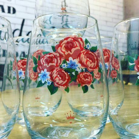 Vasos-Roses