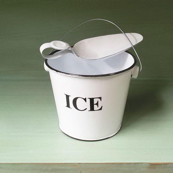 Hielera y Pala Enlozada - ICE