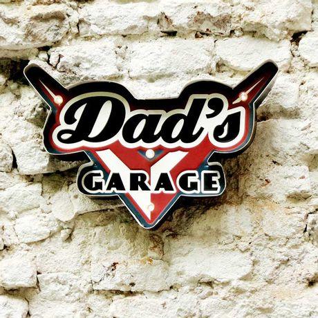 Cartel Dad's Garage