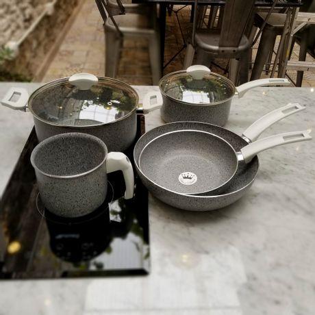 Batería de Cocina Urbano Life Style x5 piezas