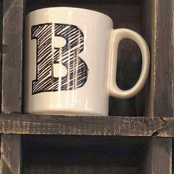 Mug Letra B