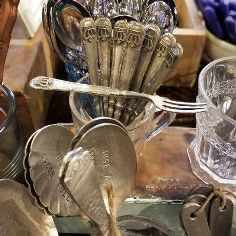 Tenedor Antique Corona