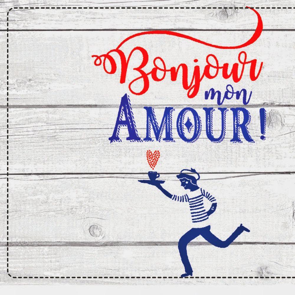 Individual Bonjour Mon Amour Reinabatata