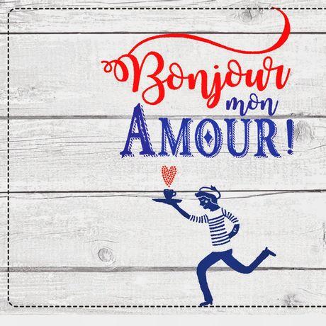 Individual Bonjour mon Amour