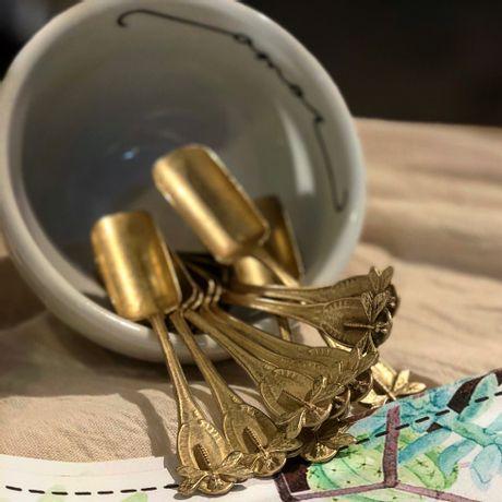 Cucharas Antique Libelula