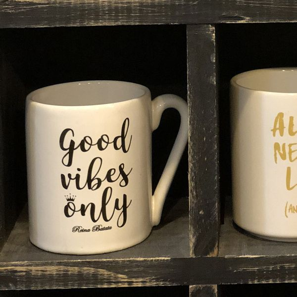 Mug Good Vibes Only