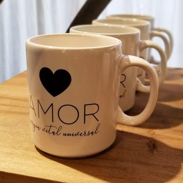 Mug Amor con Corazón