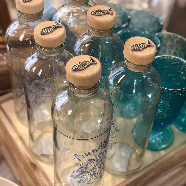botella Pez