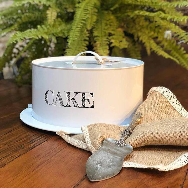 Plato posa Torta con Tapa