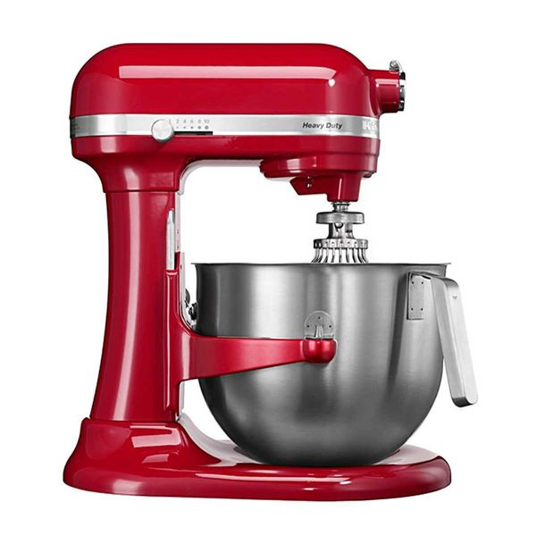 Batidora KitchenAid Heavy Duty 6,9 litros Rojo Imperial