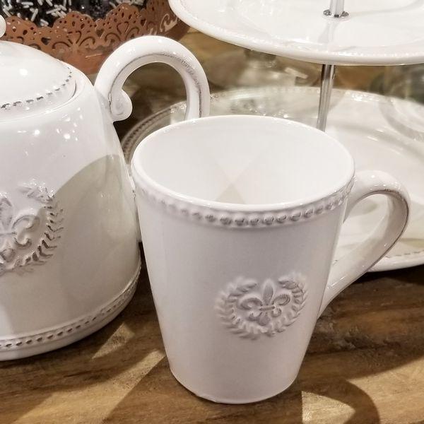 Mug Flor de Lis