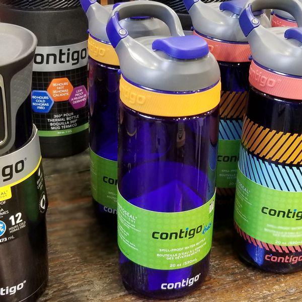 Botella Para Agua Contigo Courtney Kids Safiro