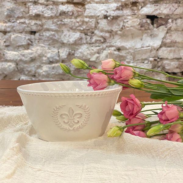 Bowl Flor de Lis