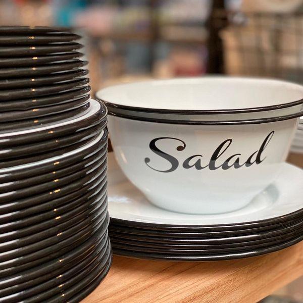 Bowl enlozado salad