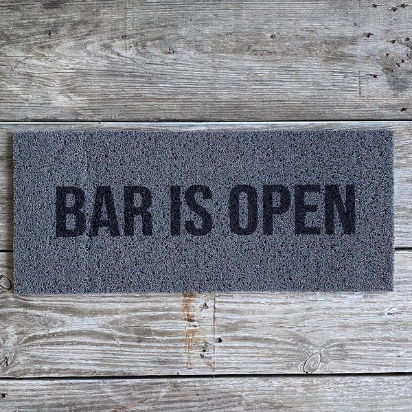 Felpudo Bar is open