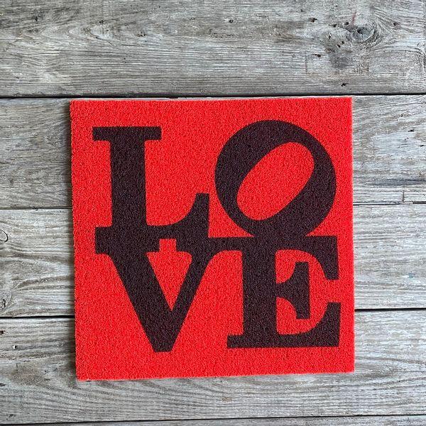 Felpudo LOVE