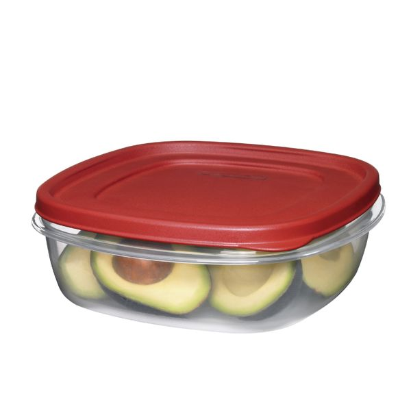 Contenedor Rubbermaid Easy Find Lids de 2,1 litros
