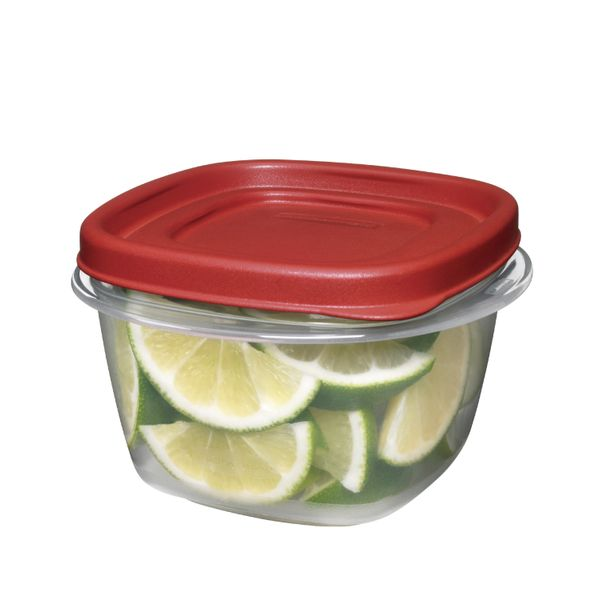 Contenedor Rubbermaid Easy Find Lids de 473 ml