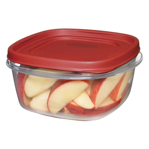 Contenedor Rubbermaid Easy Find Lids de 1.2 Litros