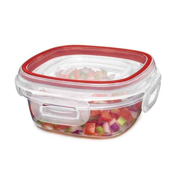 Contenedor Rubbermaid Lock-its 295 ml