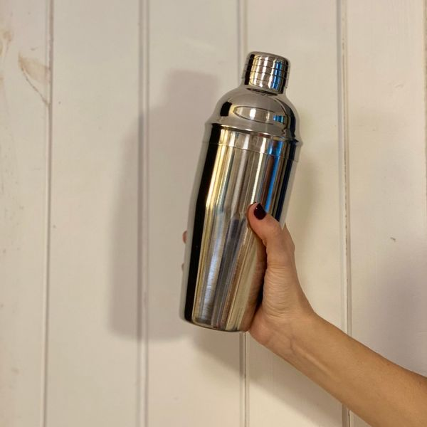 Coctelera de acero 750 ml