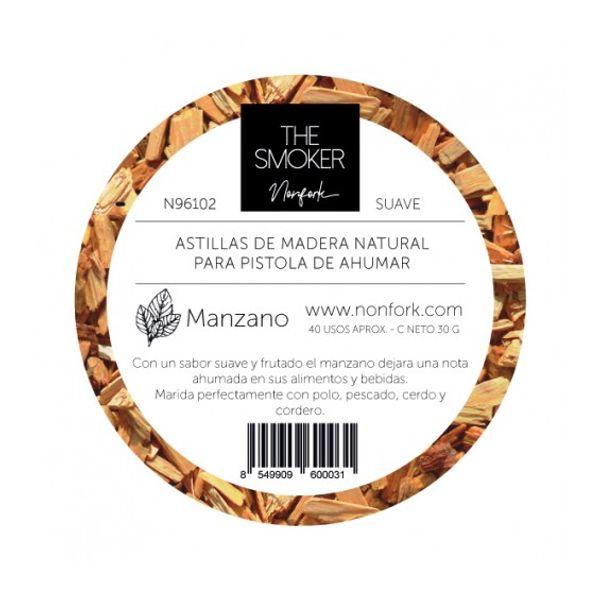 Astillas para ahumador Manzano