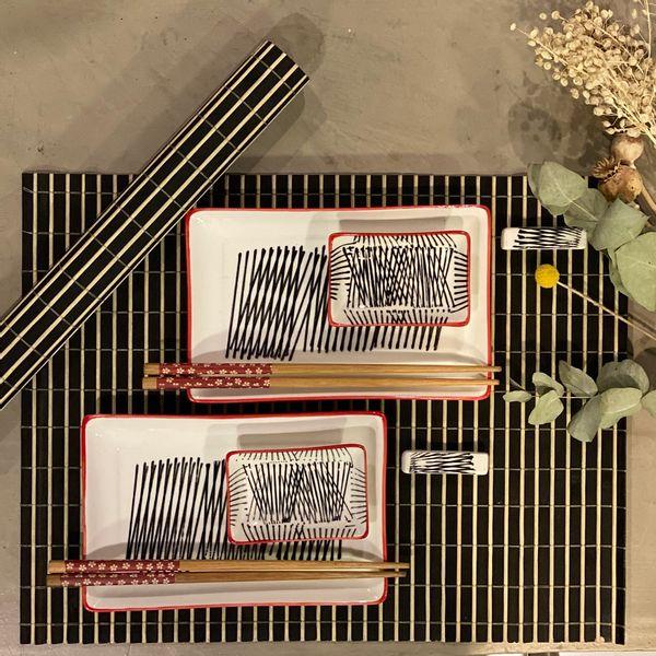Set de sushi para 2 personas - 10 piezas