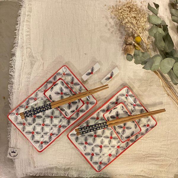 Set de sushi para 2 personas - 8 piezas