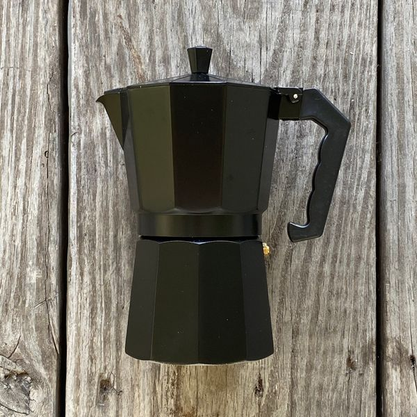 Cafetera expresso 21 cm