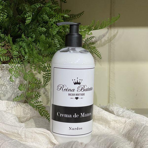 Crema 500 ml aroma Nardo