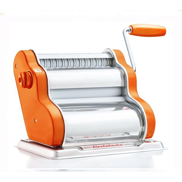 Máquina Pastalinda Modelo Clásica Naranja
