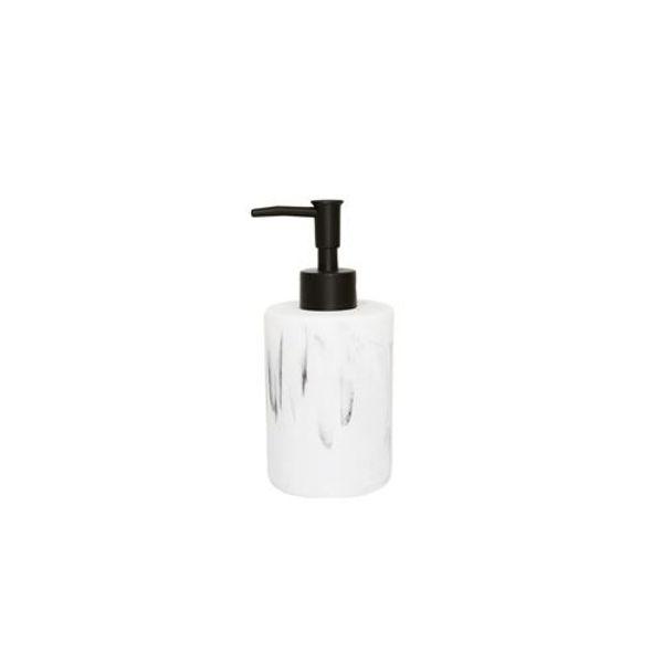 Dispenser jabón cilindro mármol