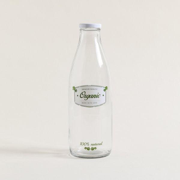 Botella vidrio