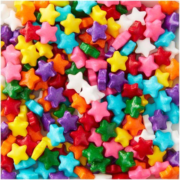 Sprinkles Estrellas Multicolor