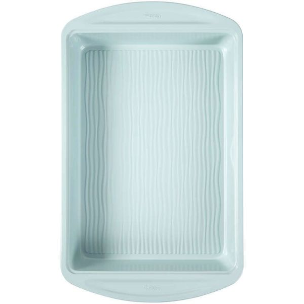 Fuente rectangular antiadherente 33 x 23 cm