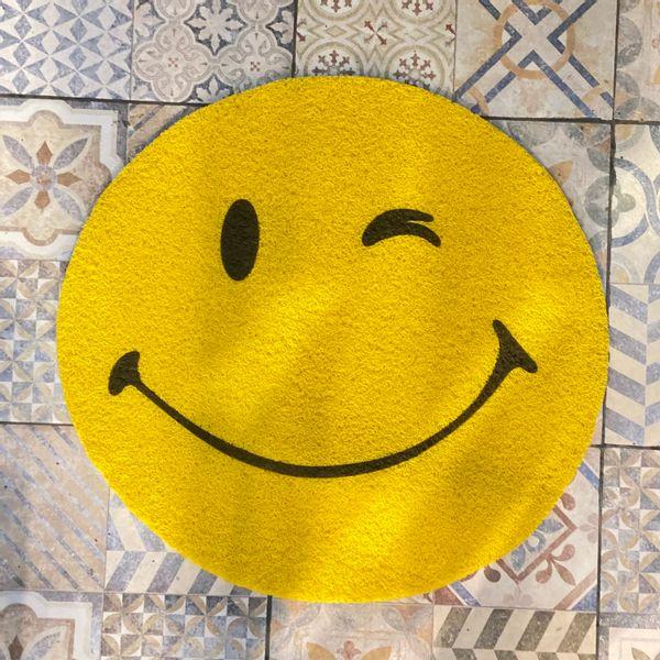 Felpudo Smile guiño