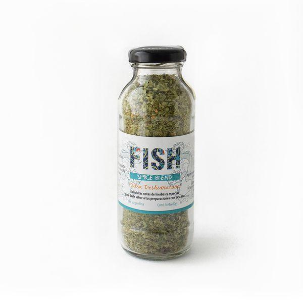 Blends carnes 80 grs fish