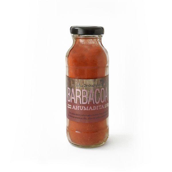 Salsa deshidratada barbacoa 120grs
