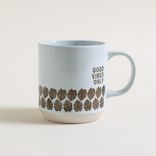 Mug ceramica linea crema glace 10*9cm/MK
